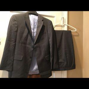 Tommy Hilfiger men suit size 38